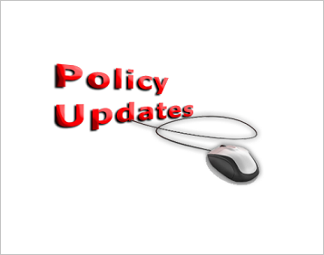 Policy Update Service for Employee Handbook